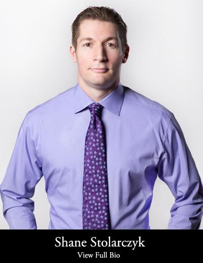 Shane Stolarczyk of Keller Stolarczyk PLLC